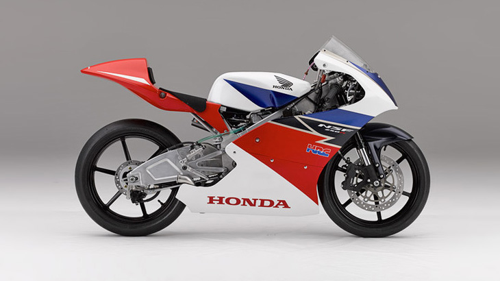 Honda NSF250R Production Racer | Alpe Adria International Motorcycle Championship