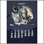 Metzeler Kalender 2017 | Natural Born Lady Rider