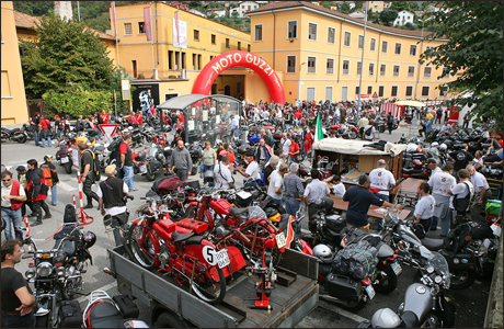 Preview Moto Guzzi Open House 2017