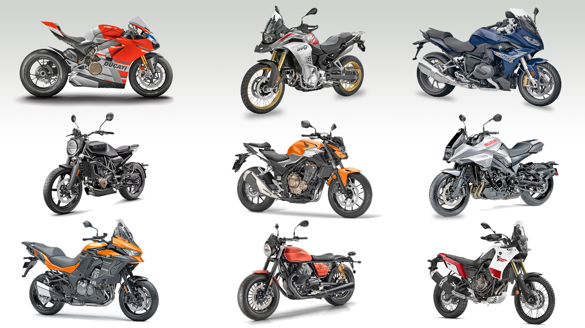 Motorrad Neuheiten 2019 Tourenfahrer