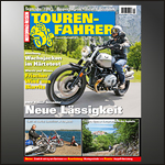 TOURENFAHRER September 2016 am Kiosk!