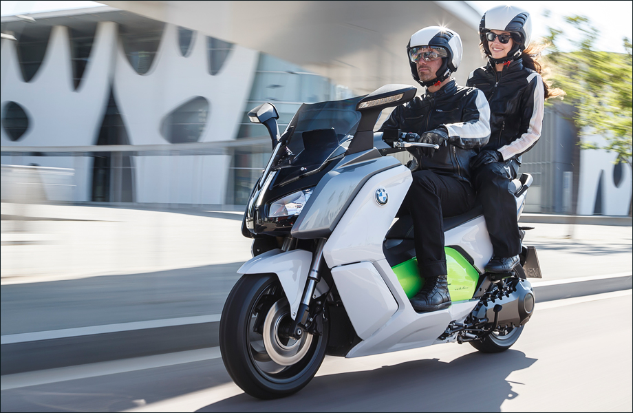 bmw c evolution tourenfahrer online. Black Bedroom Furniture Sets. Home Design Ideas
