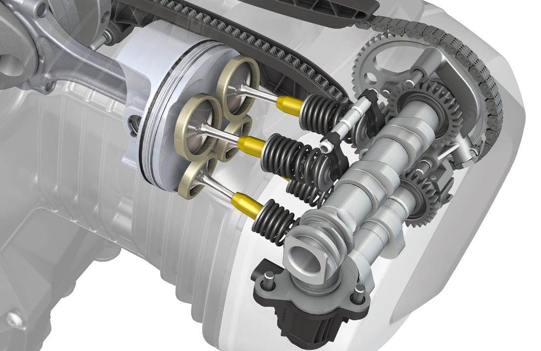 BMW R 1250 GS und R 1250 RT: Boxermotor mit ShiftCam ...