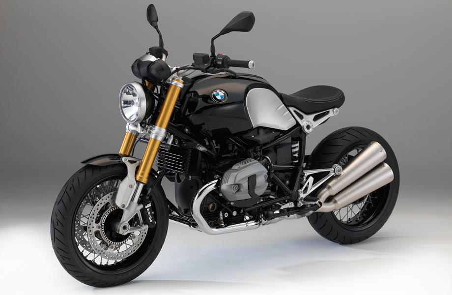 Bmw r ninet rear seat or no seat which one yields a better look