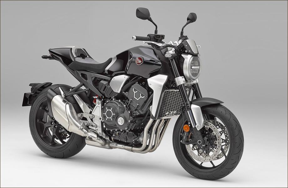 Honda CB1000R, Modell 2021 | Tourenfahrer