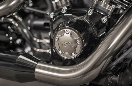 Harley-Davidson Screamin Eagle 110 Motor