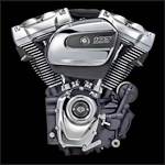 Harley-Davidson Milwaukee-Eight-Motor