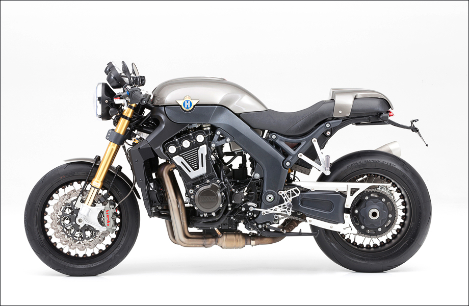 Cafe Racer Buell