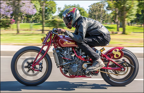 Roland Sands Indian Scout