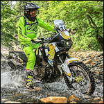 Touratech Africa Twin Rallye
