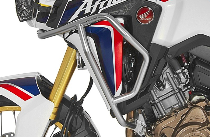 touratech zubeh r f r crf 1000 l africa twin. Black Bedroom Furniture Sets. Home Design Ideas