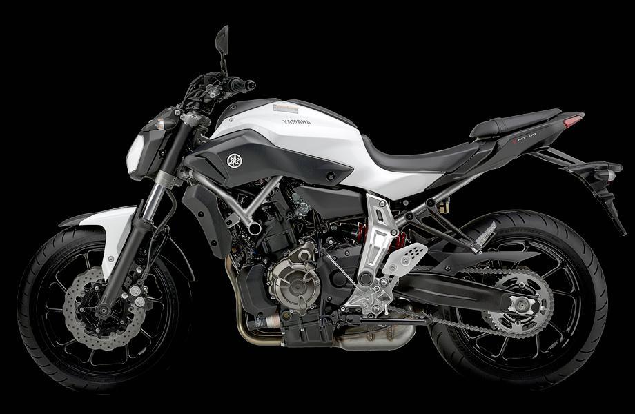 Yamaha MT-07: TOURENFAHRER ONLINE Yamaha Motors