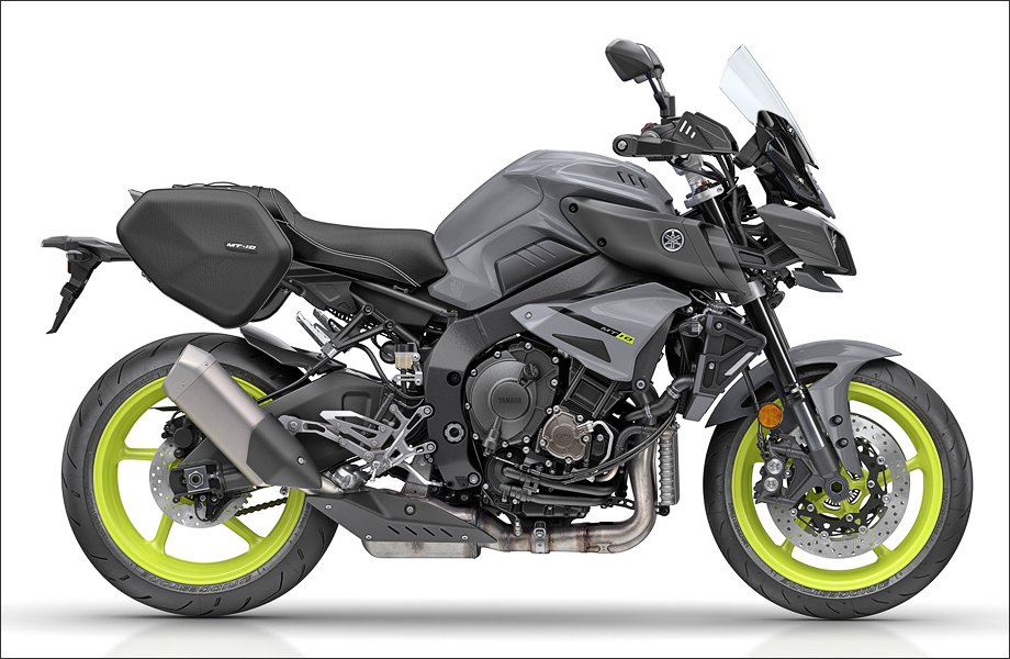 yamaha mt 10 als tourer edition tourenfahrer. Black Bedroom Furniture Sets. Home Design Ideas