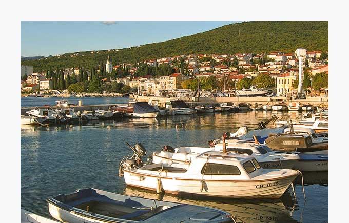 Urlaub an der Kroatischen Küste