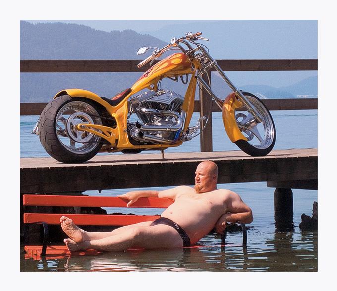 Sommer-Biker