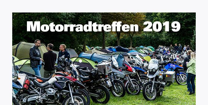 Termine Motorradtreffen 2019