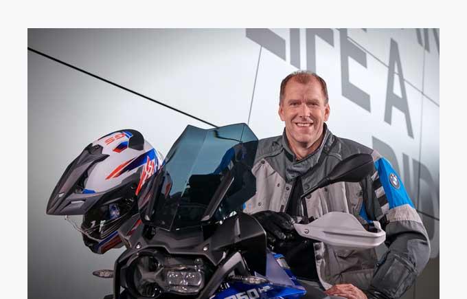 Neuer Entwicklungsleiter bei BMW Motorrad
