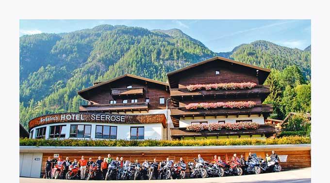 Seehüters Hotel Seerose