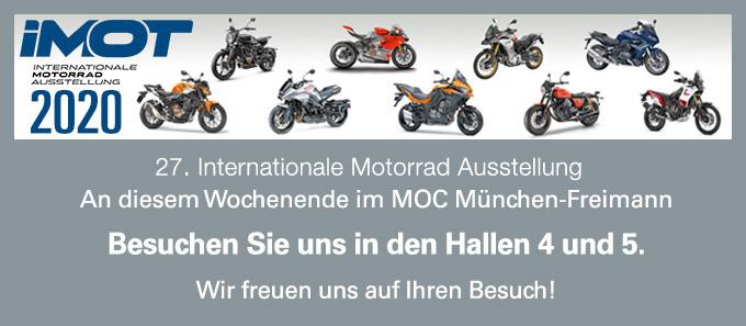 27. Internationale Motorrad Ausstellung