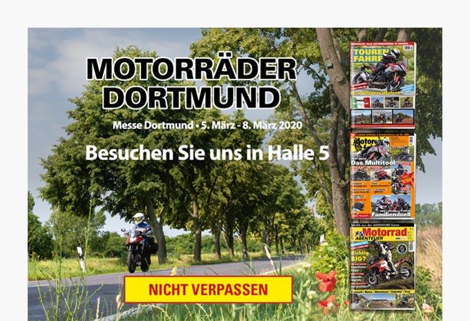 """MOTORRÄDER DORTMUND 2020"""""""